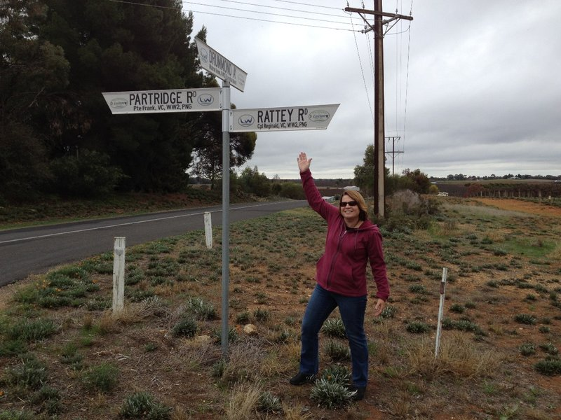 Rattey Road, Loxton