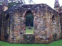 Port Arthur Chapel