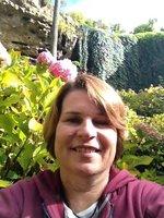 Karen in the Umpherston Sinkhole