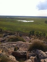 Kakadu wetlands
