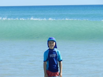 Izaak at Cable Beach