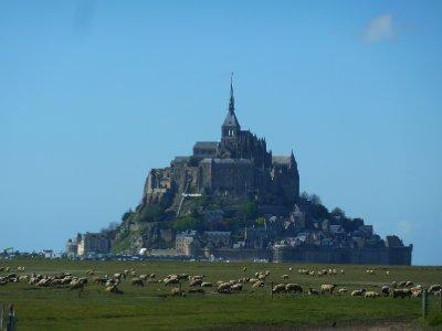 Magestic Mont St Michel
