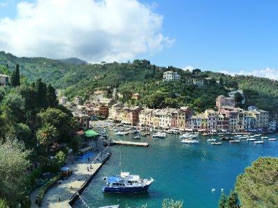 Portofino in Spring