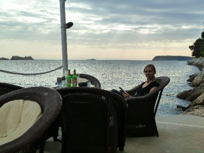 Croatian twilight