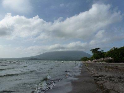 Playa Santa Domingo, Ometepe (3)