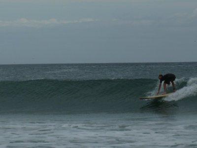 Joe Surf lesson, El Remanso (2)