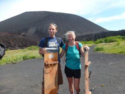 Cerro Negro Volcano Boarding (2)