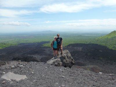 Cerro Negro Volcano Boarding (9)