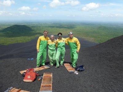 Cerro Negro Volcano Boarding (23)