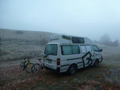Cold Morning, Lake Wanaka