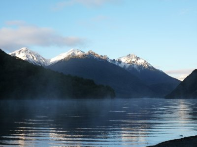 Lake Gunn Morning 2