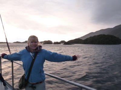 Looking out to Tasman Sea 4