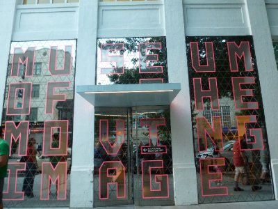 Museum of Moving Images, Queens