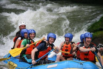Rio Pacuare Rafting