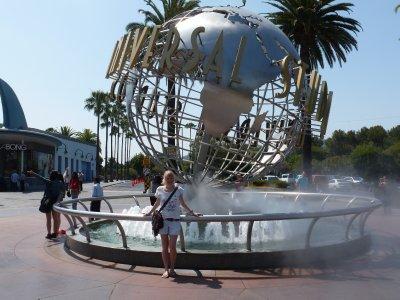 Sarah, Universal Studios