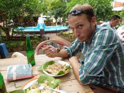 Vigoron and Baho, Local dishes in Masaya