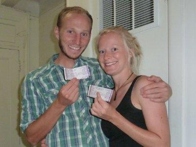 Warhorse tickets