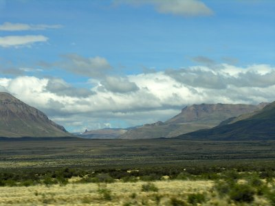 Calafate landscape