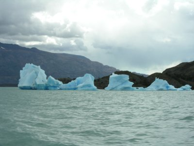 many Icebergs