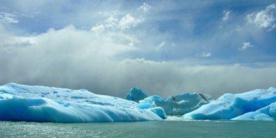 Icebergs,Lago Argentina