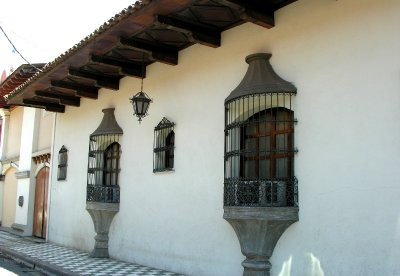 spanish style windows