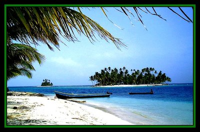 coco nut islands,San Blas,Panama