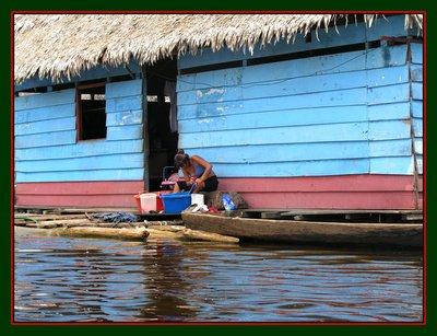Iquitos/Belen/Peru