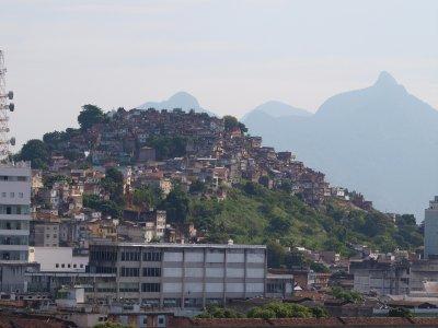 Rio,favelas