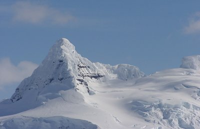 "the Antarctic ""Matterhorn"""