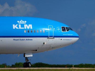 KLM,MD 11