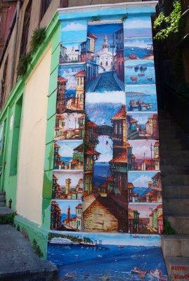 Valparaiso house