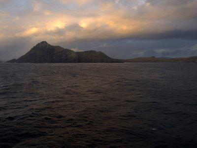 sailing round Cape Horn