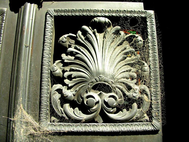Recoleta cemetary detail
