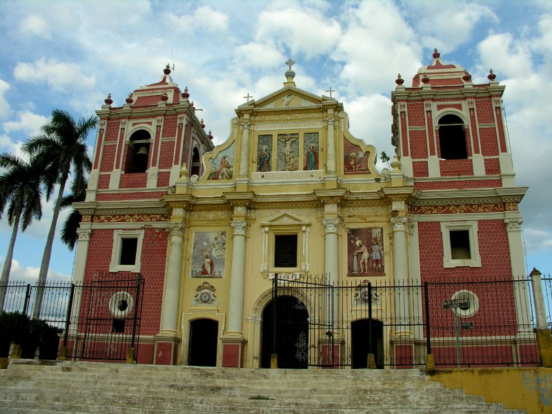 Church in Leon