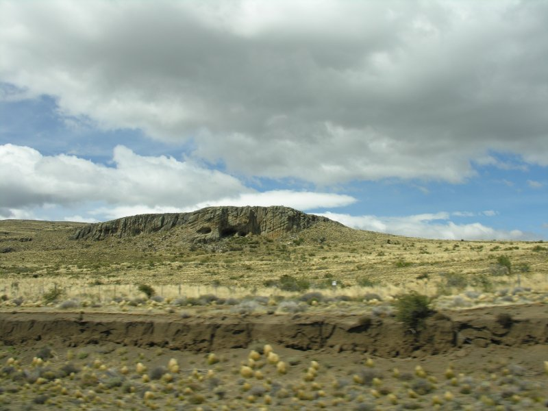 Calafate landscape
