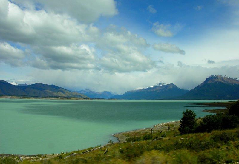 Calafate-Perito Moreno