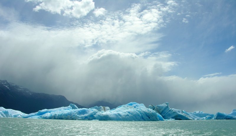 Pain clouds over Iceberg