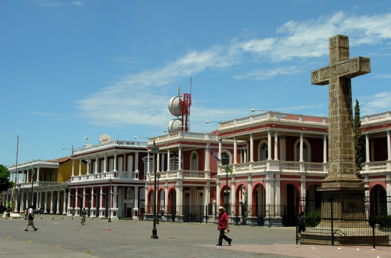 La Plaza de Independencia