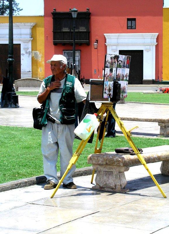 Trujillo/Plaza de Armas