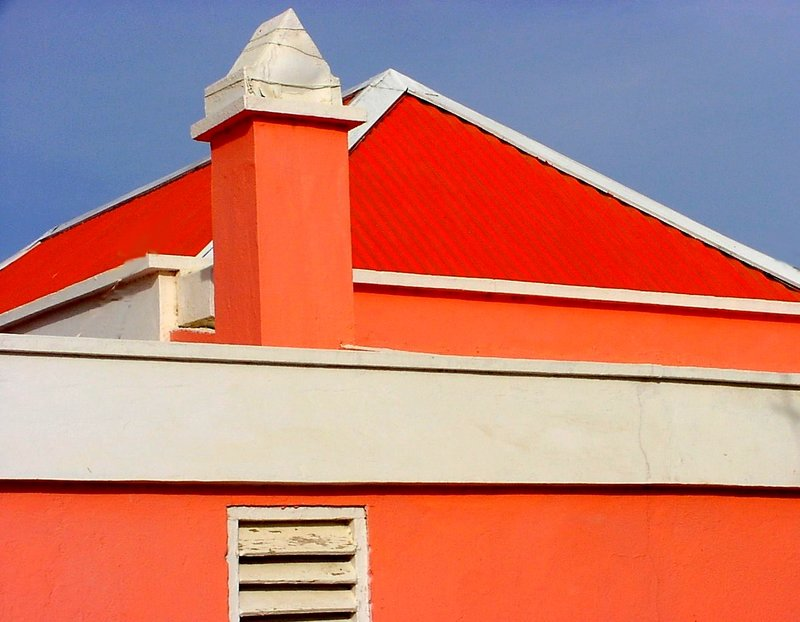 colourful Bonaire