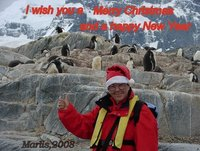 Christmas Greetings from Antarctica