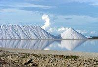 Salt Mountains/Bonaire