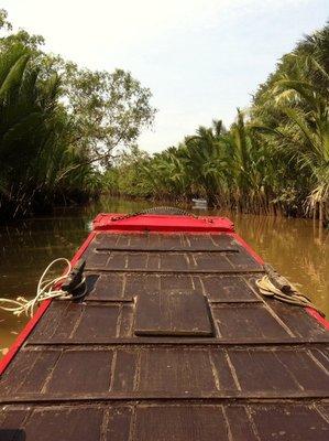 Mekong Deltora trip