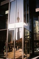 Intersting building in Toronto