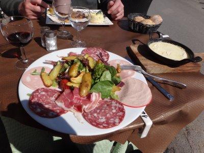 Fondue Provence - yummy