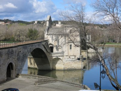 Pont d&#39;Avignon