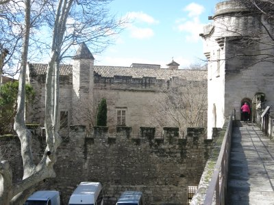 from Pont d&#39;Avignon