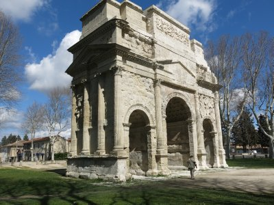 Arc de Triumph (Roman style)