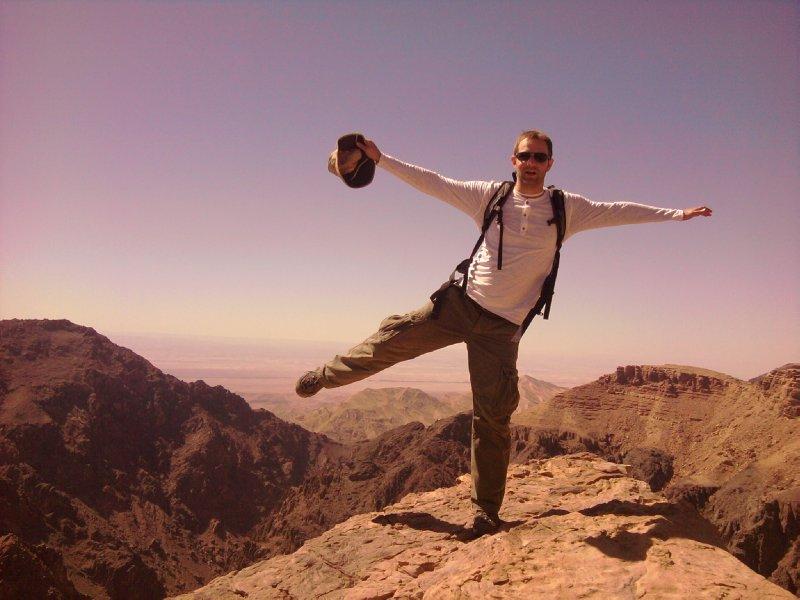 Petra Balancing Act