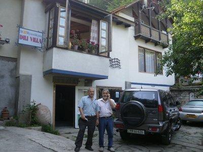 Nuestra casa en Dilijan